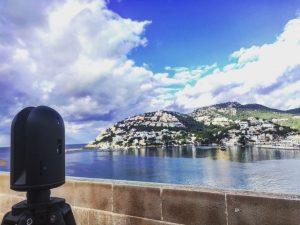 Laser escaner 3d en Mallorca
