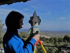 Georreferenciacion en Baleares