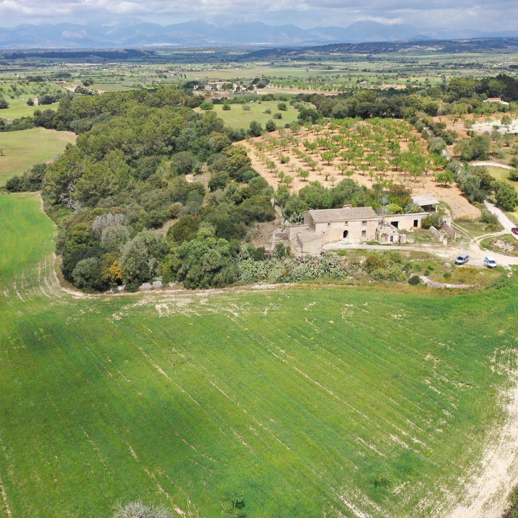 Fotografía tomada por dron Mavic 2 - Pilotos profesionales de drones - Grupo Trato