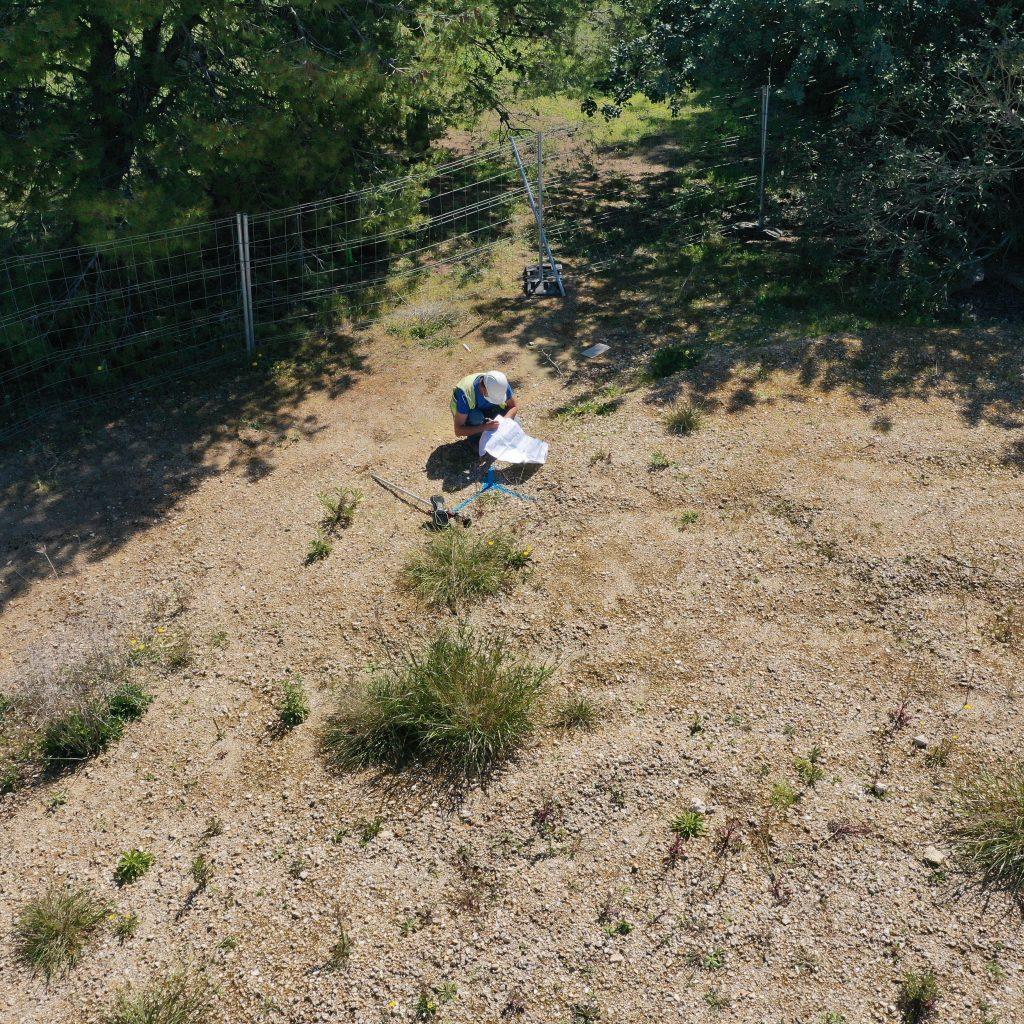 Pilotos profesionales de drones para labores de replanteo - Grupo Trato